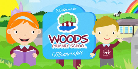 Woods Primary School, Magherafelt